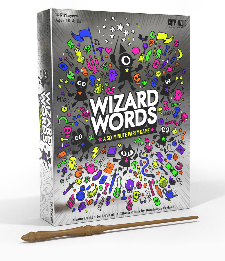 Wizard Words - Cryptozoic Entertainment