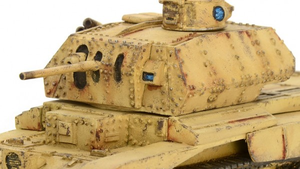 New A13 Cruiser Tanks Give The Brits Some Punch In Bolt Action