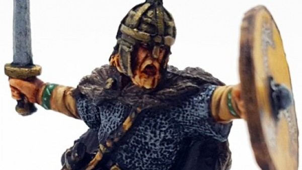 Arthurian & Saxon Dark Age Heroes Lead Gripping Beast Armies