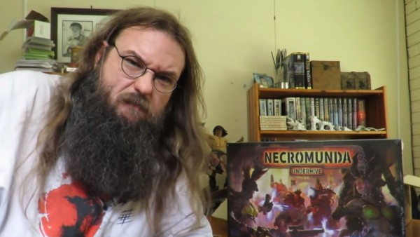 BardicBroadcast Back With An Unboxing Of Necromunda: Underhive