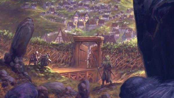 Cubicle 7 Take Middle-earth Adventurers To Bree-Land In New Guide