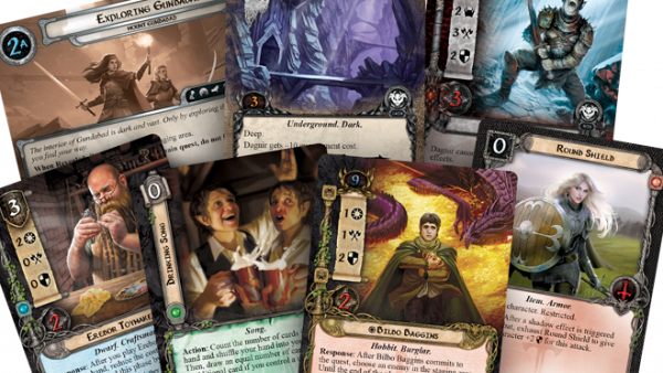 Defy The Dragon Of Mount Gundabad In Lord Of The Rings LCG Pack
