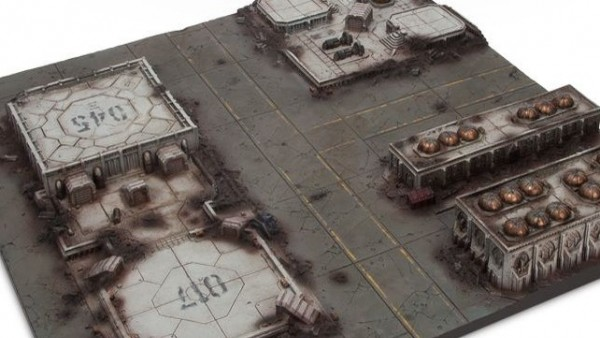 Battle Through Tiny Titan-Worthy Terrainscapes From Forge World