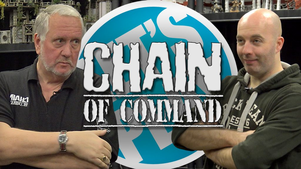 Let's Play: Chain of Command - Going With A Bang!