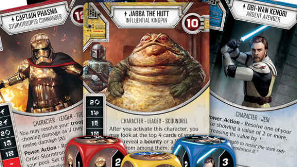 Convergence Boosters & Starter Set Announced For Star Wars: Destiny