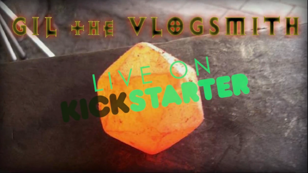 Roll A Critical Hit With Handforged Dice From Gil The Vlogsmith