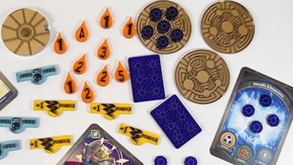 Bandua Wargames Craft Alternative Tokens For KeyForge