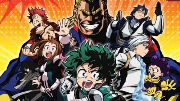 Select The Best Superheroes In My Hero Academia: The Card Game