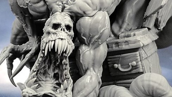 Zealot Miniatures Find A Monstrous Mimic In Their Closet