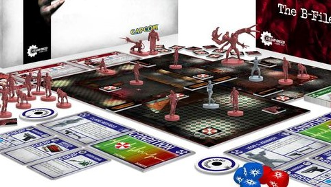 Pre Orders Launch For Resident Evil 2 The Board Game Ontabletop