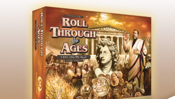 New Edition Of Eagle Gryphon's Roll Through The Ages On Kickstarter