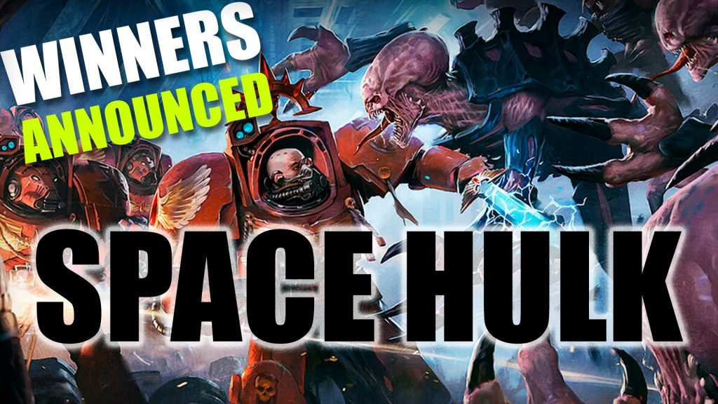 Space Hulk Tactics Challenge Winners Announced!
