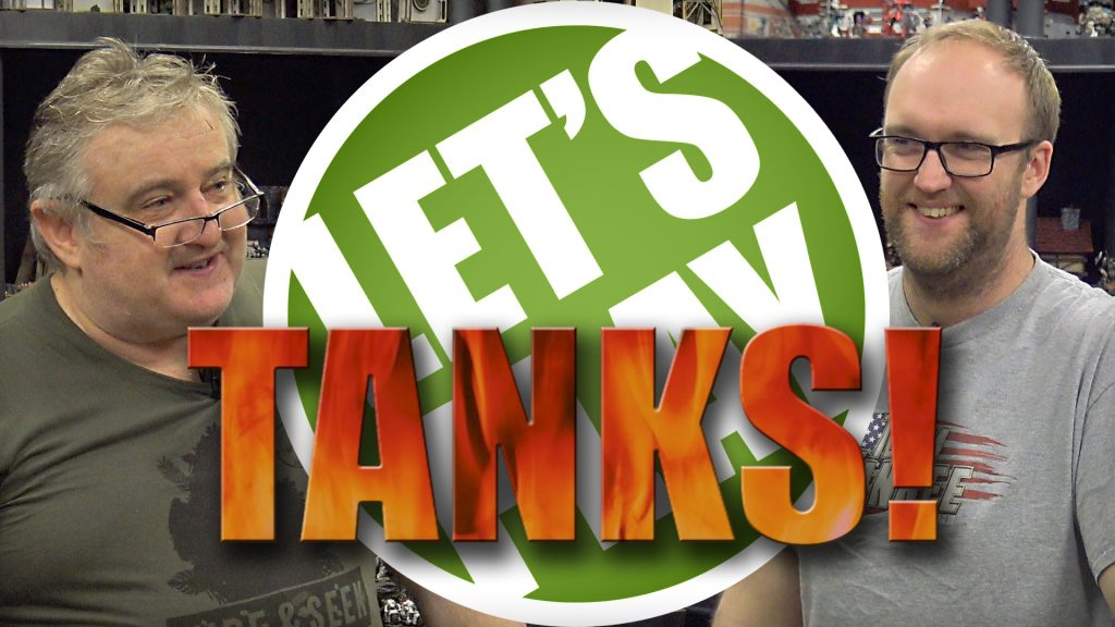 Let's Play: Tanks! The Modern Age [Comment to Win!]