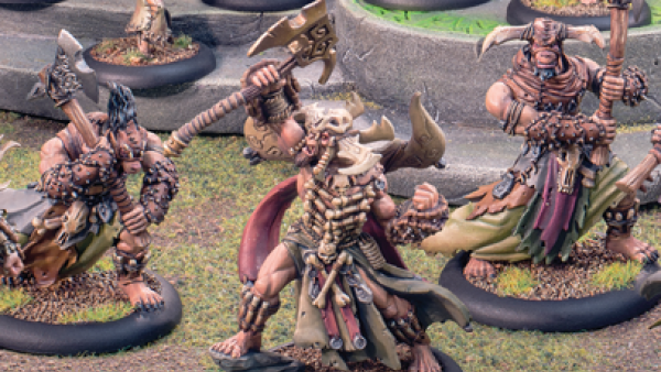Band Together The Tharn In Privateer's New Themed Force Set