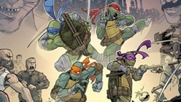 IDW Games Announce Two New TMNT Miniature Games