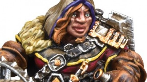 Mantic Release Their Dwarf Warband For Kings Of War Vanguard