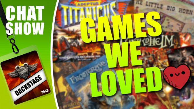 Weekender XLBS: Games We Loved & The Ones That Got Away!