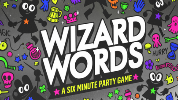 Cryptozoic Cast Magical Spells In Wizard Words