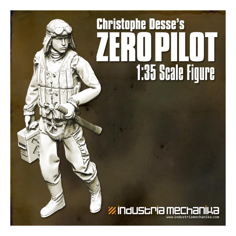 1-35 Zero Pilot - Industria Mechanika