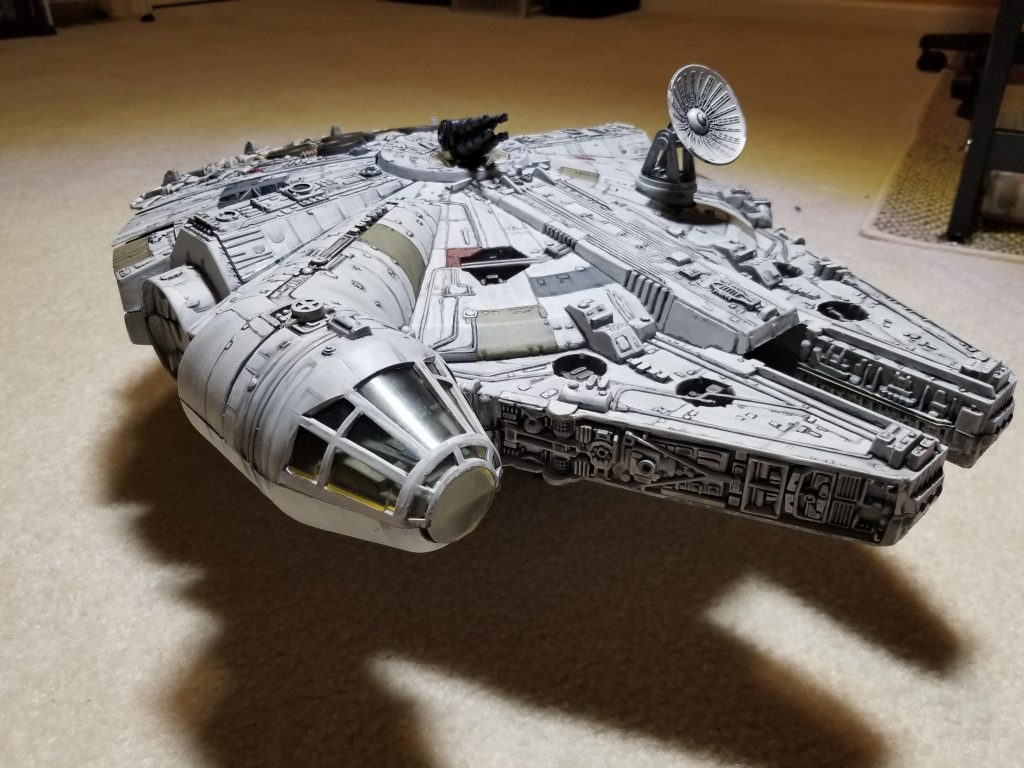 1979 Kenner Millennium Falcon #1 by misch