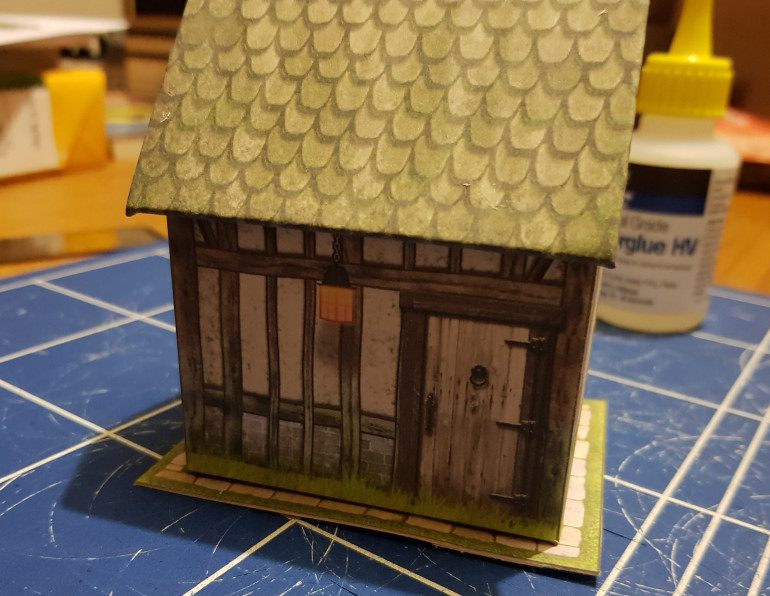 Week 2 - Papercraft Buildings Part 1
