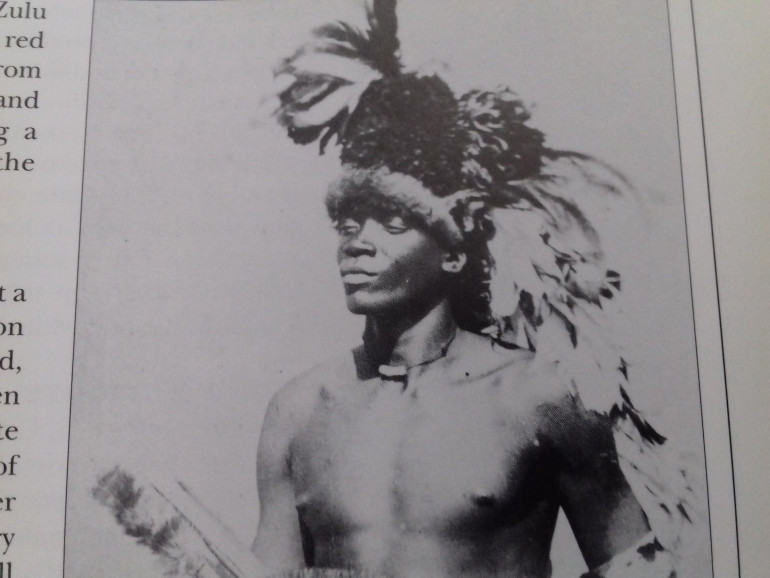 Swazi Warrior