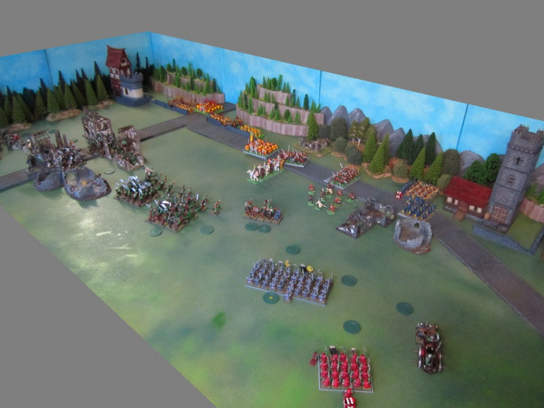 Orc Turn 1