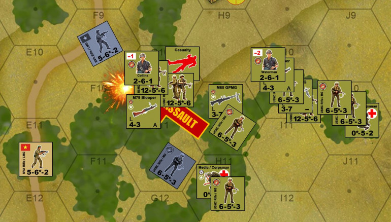 USMC vs. NVA, Hill Battles of Vietnam, 1967