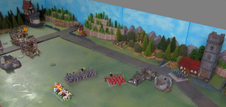 Orcs Turn 6 and Remaining Turns