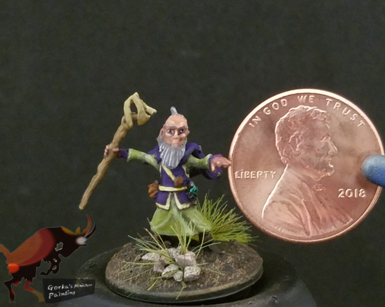 Gnome wizards and town guard