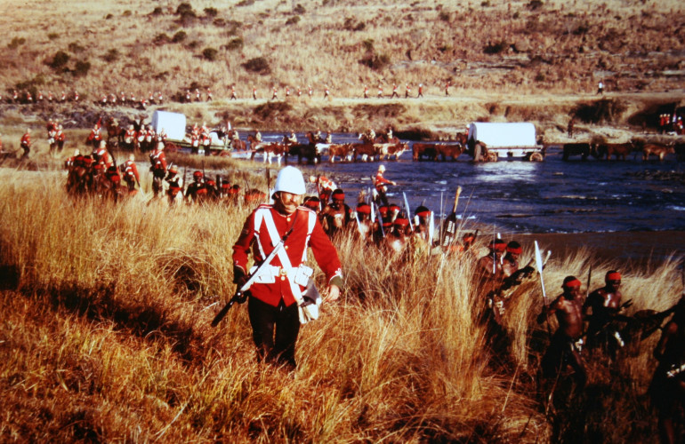 11 January 1879 Lord Chelmsford crosses the Buffulo River into Zululand