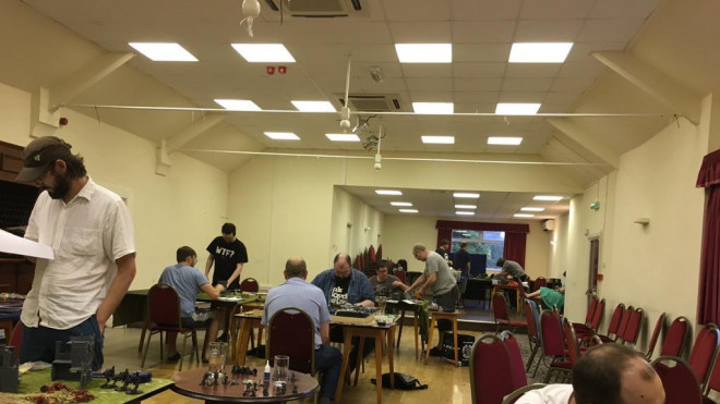 Bedworth Gaming Club