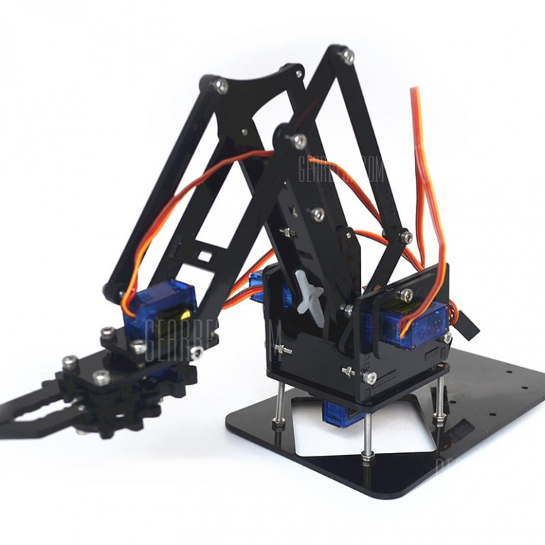 example of one of the many servo arms available online
