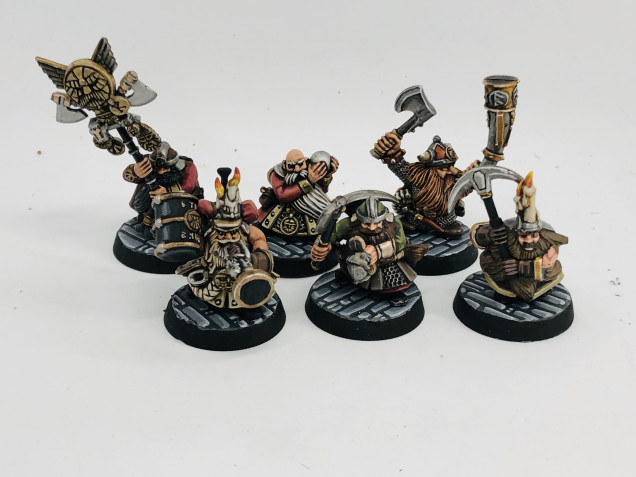 Short update on dwarves