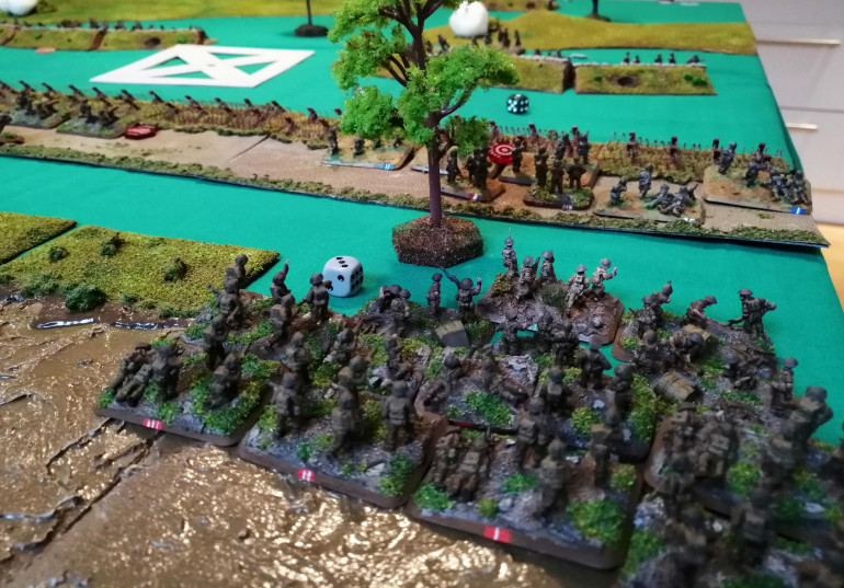 Reinforcements land on the North banks of the Garigliano