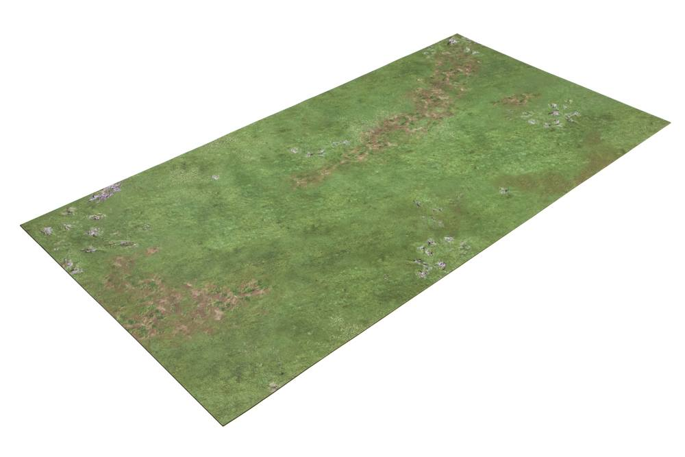 6x3 Mat Highlands - GameMat.Eu