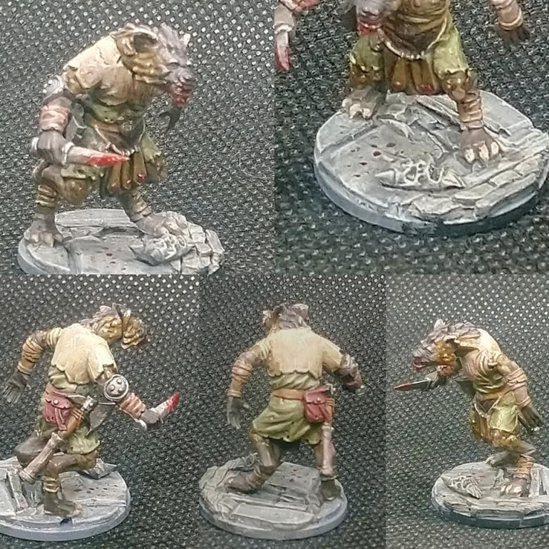 Made from just the Northstar Gnoll