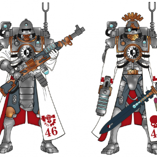 The Plan Part 2: Painting Infantry