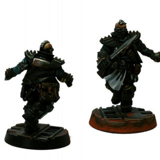 Orlock Gang - The Ferrous Hounds