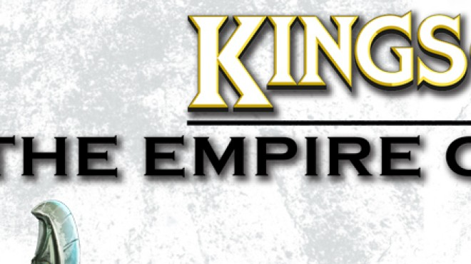 Kings of War Empire of Dust Army Build