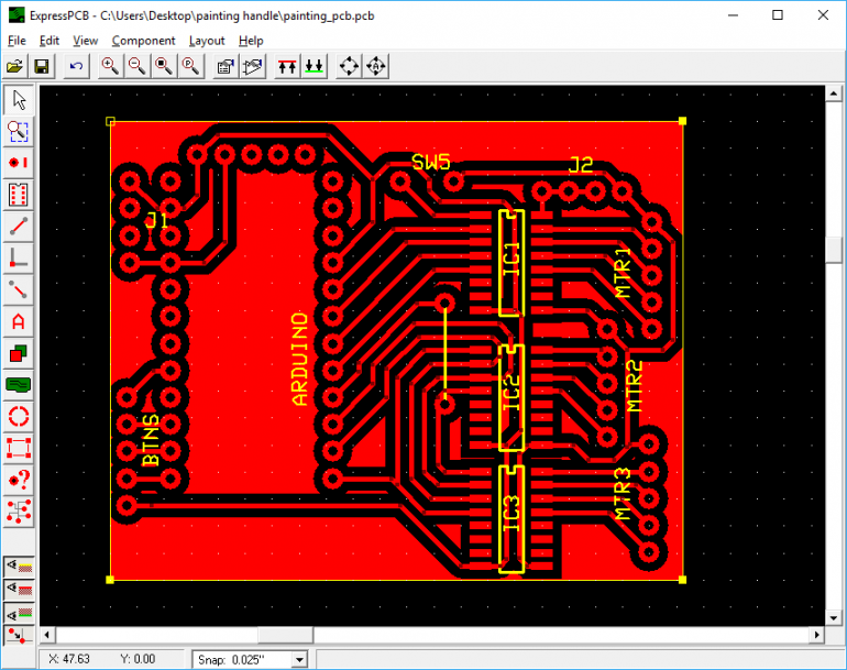 PCB layout is much easier if you can link your layout software to a schematic