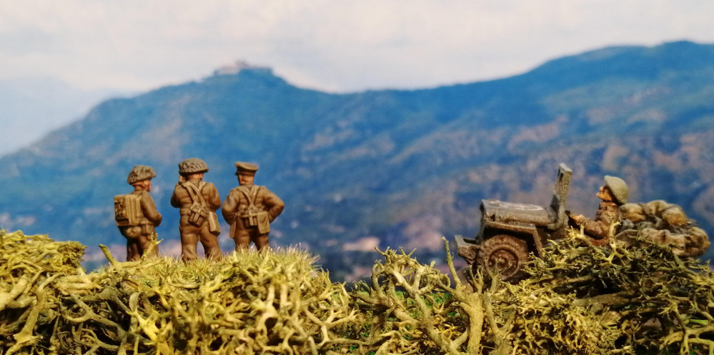 75th Anniversary of the Battle of Monte Cassino and Northern Italy (Gaming The Battles)