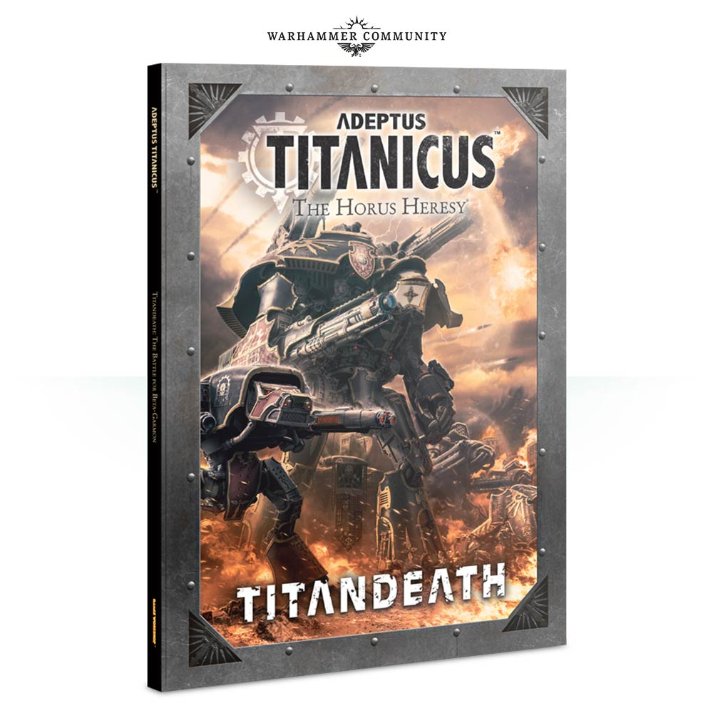Adeptus Titanicus Titan Death - Games Workshop