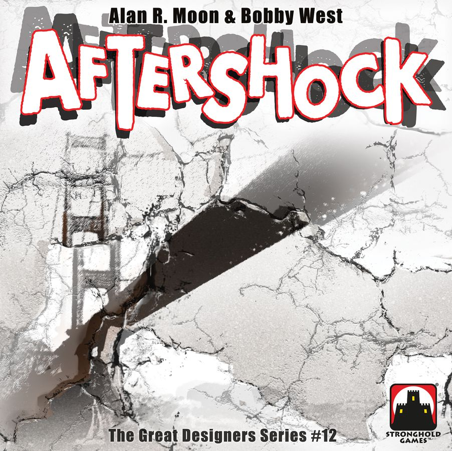 Aftershock - Stronghold Games