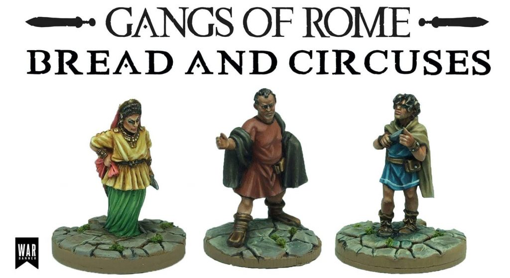 Bread & Circuses - Gangs Of Rome