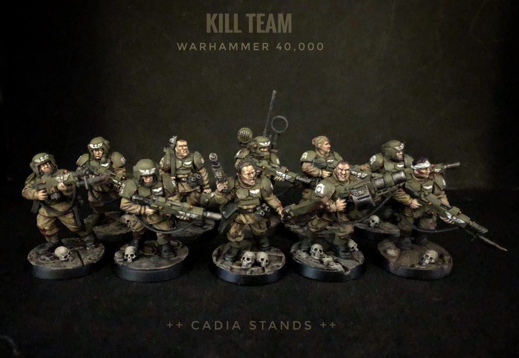 Cadia Kill Team #2 by suetoniuspaullinus