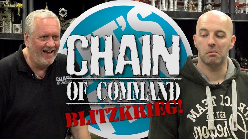 Let's Play: Chain of Command - Blitzkrieg!