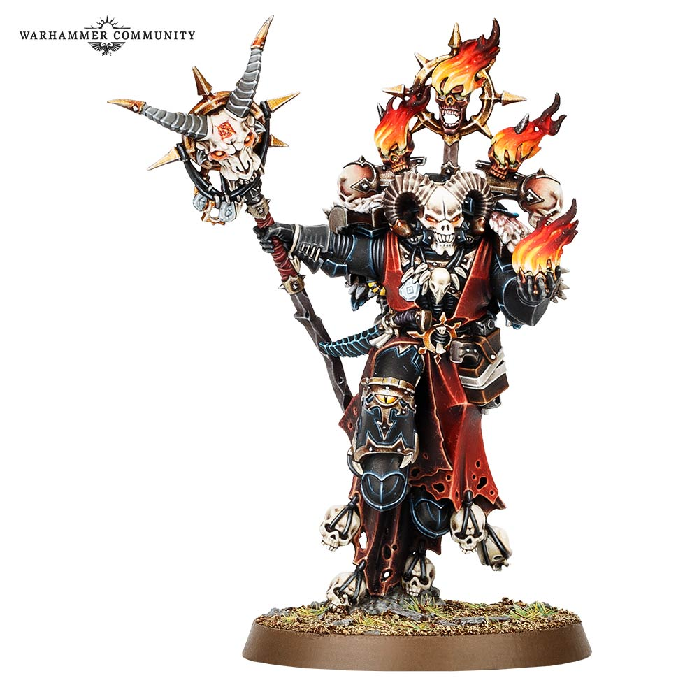 Chaos Champion - Games Workshop