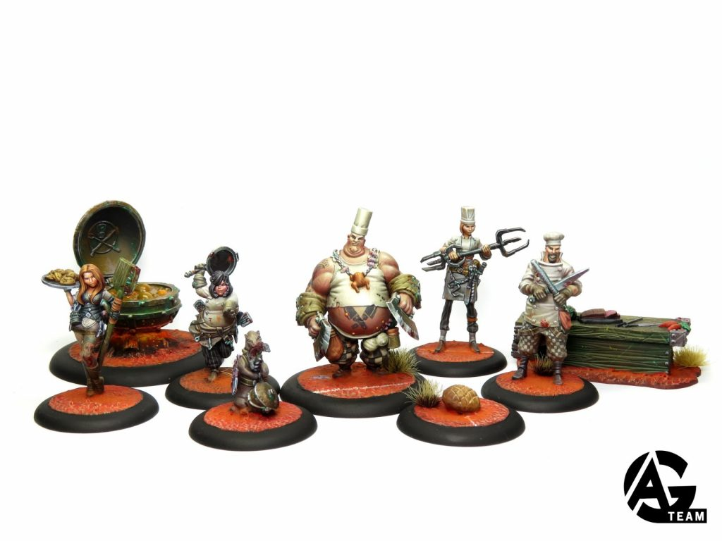 Cook's Guild - Steamforged Games