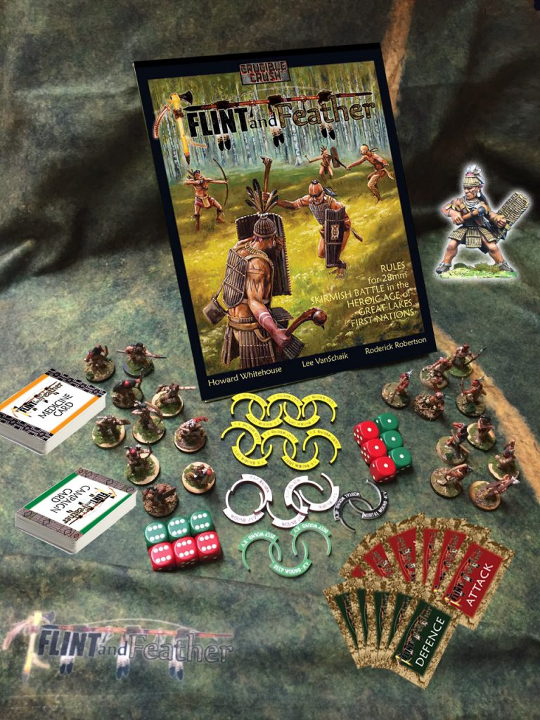 Flint & Feather Starter Box - Crucible Crush